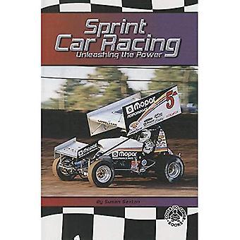 Sprint-Car-Rennen: Entfesselung der macht (vorne-hinten-Bücher)