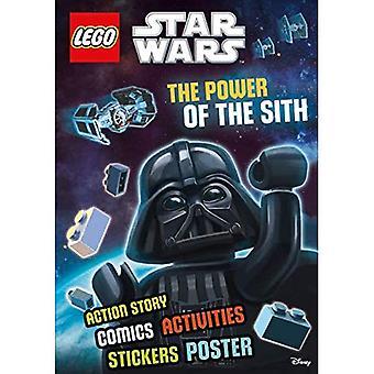 LEGO Star Wars: Kraften i den Sith (aktivitetsbok med klistermärken) (Lego Star Wars aktivitetsböcker)