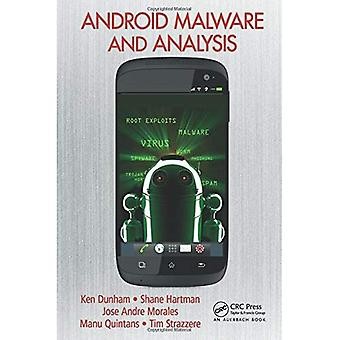 Android Malware and Analysis