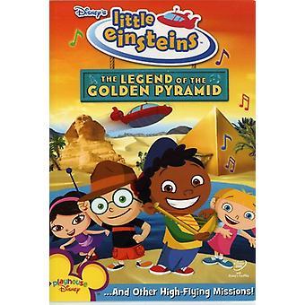 リトル ・ アインシュタイン - ディズニーのリトル ・ アインシュタイン: 黄金のピラミッド [DVD] USA 輸入の伝説