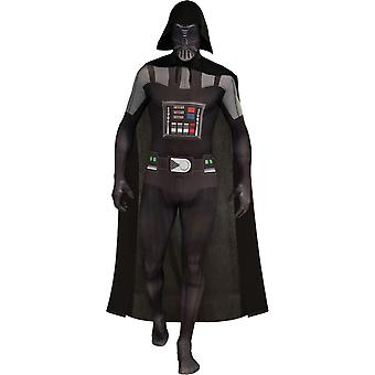 Darth Vader Skin Suit Adult