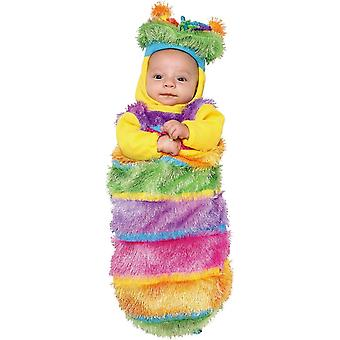 Rainbow Caterpillar Infant Costume