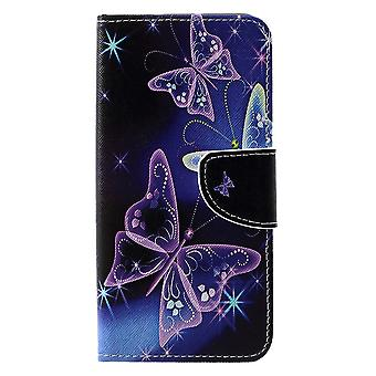 Huawei P30 Pro Portefeuille Case-Pretty Papillons