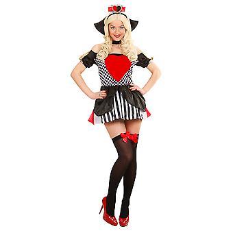 Queen Of Hearts (Dress Choker Headpiece)