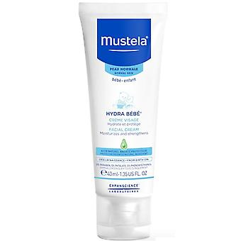 Mustela Hydra Bebe Facial Cream 40ml