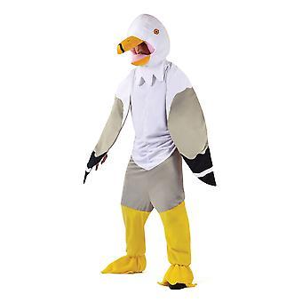 Bristol Novelty Unisex Adults Seagull Costume