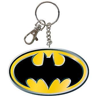 سلسلة المفاتيح -- دي سي كاريكاتير -- باتمان الشعار 3 & ونقلت عن المطاط الشكل اللعب krb الجديدة - 3908