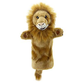 Hand Puppet - Long-Sleeved Glove - Lion Soft Doll Plush PC006022