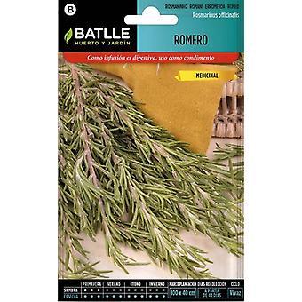Batlle Rosemary (Garden , Gardening , Seeds)