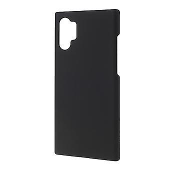 Samsung Galaxy Note 10 Plus Twarda plastikowa powłoka - Czarna