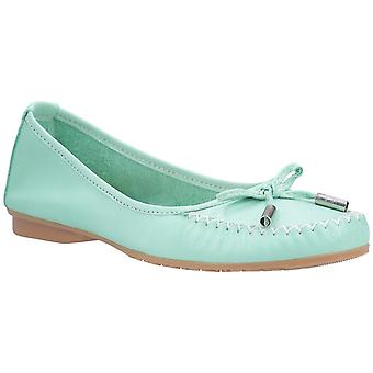 Riva Womens Ceres Ladies Lace Up Shoe Mint