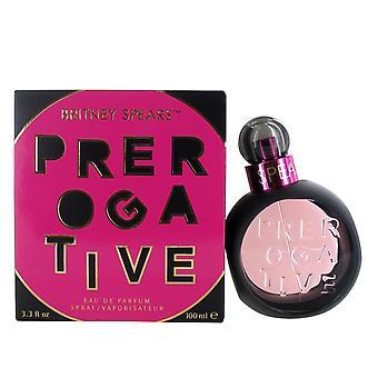 Britney Spears Prerogative 100ml Eau de Parfum Spray for Unisex