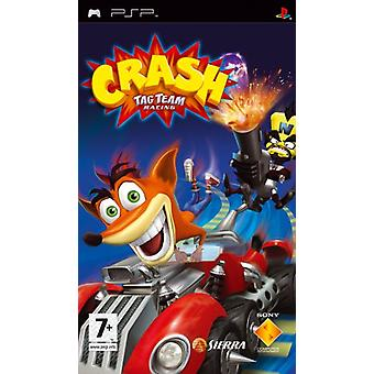 Crash Tag Team Racing (PSP) - Uutena