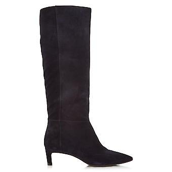 Aquatalia النساء ميسي مغلقة تو منتصف العجل أحذية الموضة