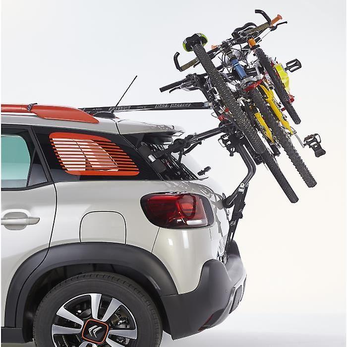 Mottez - Fietsendrager high mount (voor 3 fietsen)