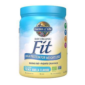 Garden Of Life Raw Organic Fit Protein Powder Vanilla 457g (1281)
