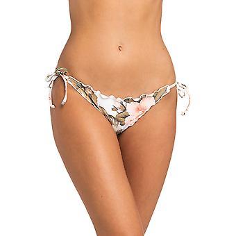 Rip Curl Hanalei Bay Good Pant Bikini Bottoms in White