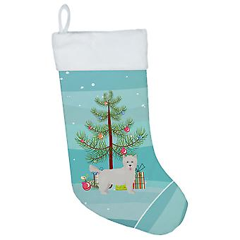 Carolines Treasures  CK3879CS Westiepoo #2 Christmas Tree Christmas Stocking