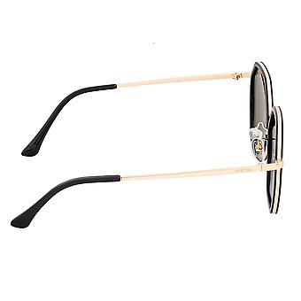 Bertha Ariana Polariserande solglasögon-svart/blå