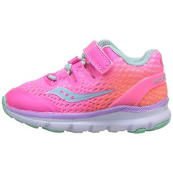 Saucony Kids' Chicas Baby Freedom Iso Sneaker