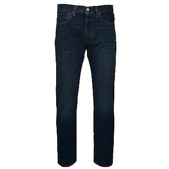 Levi's®  501Œ¬ Straight Leg Dark Wash Jean