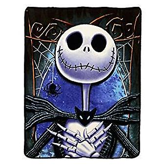 Super Soft Throws - Nightmare Before Christmas - Crypt Keeper New 024691