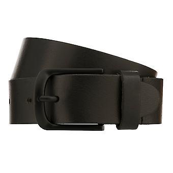 Teal Belt Men's Belt Leather Belt Denim Belt Black 8337