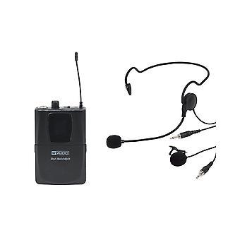 W Audio Dm800bp Add On Beltpack Kit