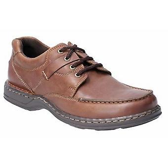 Hush щенки Рэндалл II Мужская кожа кружева обувь