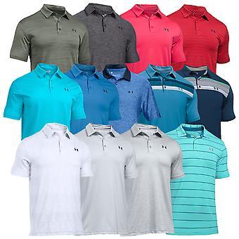 Under Armour Herren UA Playoff Golf Polo Shirt Tech Performance
