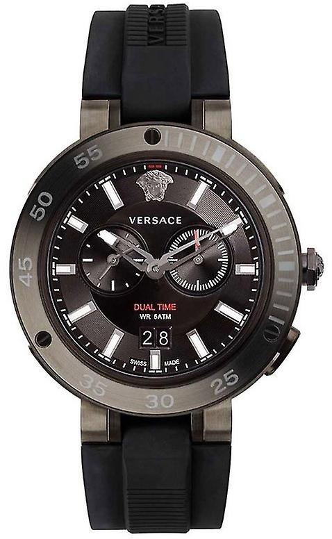Versace Vecn00221 V-Extreme Pro Men's Watch 46 Mm