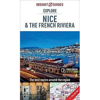 Insight Guides Explore Nice  French Riviera Travel Guide w