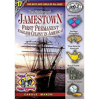The Mystery at Jamestown - First Permanent English Colony in America!