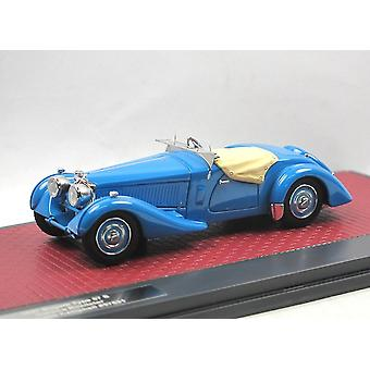 Bugatti Type 57 S Corsica Roadster (1937) Resin Model Car