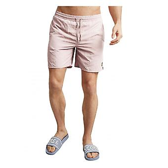 Lyle & Scott zwem shorts Dusky Lila