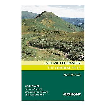 Cicerone None Lakeland Fellranger - Les Fells centraux