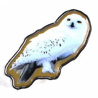 Half Moon Bay Harry Potter emalj stift emblem Hedwig