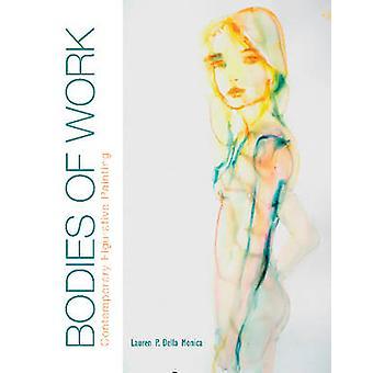 Corps de travail Peinture figurative contemporaine par Lauren P. Della Monica