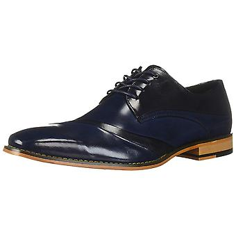 Stacy Adams Mens Talmadge Leather Lace Up Dress Oxfords