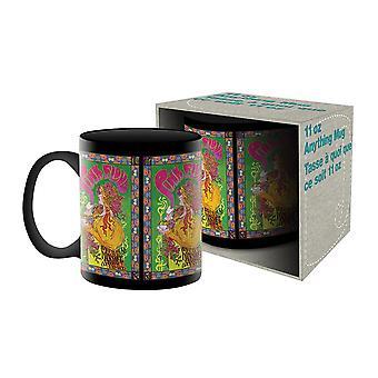 Pink floyd - masse ceramic mug