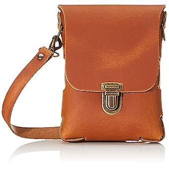 s.Oliver (Bags) 39.002.94.2303 Women's Pockets Brown Shoulder Bag (Brown) 2 Cmx 145 Cmx 11 Centimeters (B x H x T)