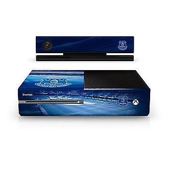 Official Everton FC Xbox One Console Skin