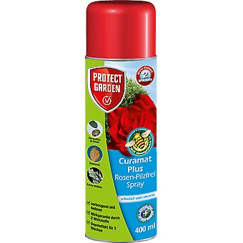 SBM Protect Garden Curamat Plus Rose Mushroom Free Spray AE, 400 ml