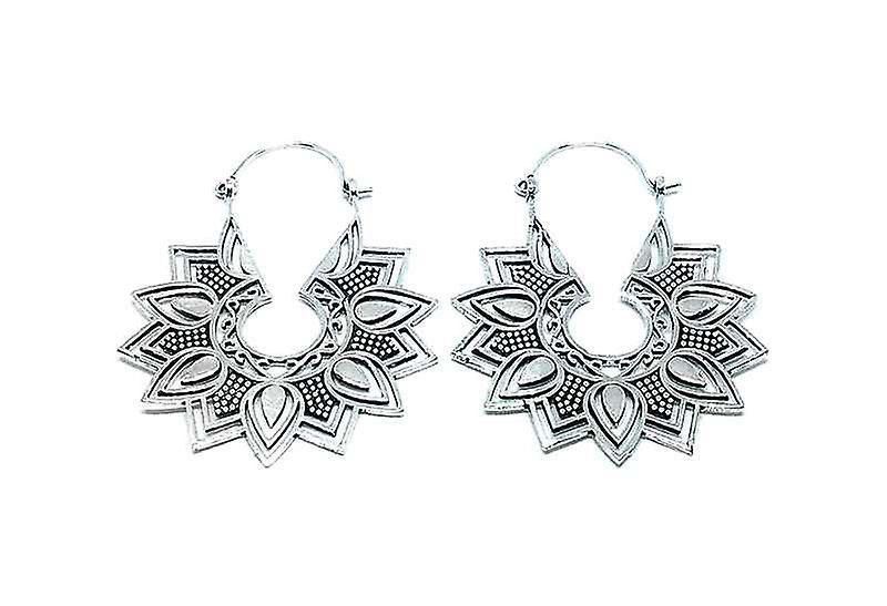 Avery and May Handmade Blossom Filigree Earrings for Women