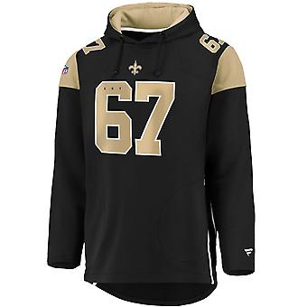 Iconic Franchise Long Hoodie - NFL New Orleans Saints