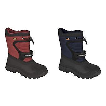 Trespass børns/børn Huskie vandtæt sne Boot