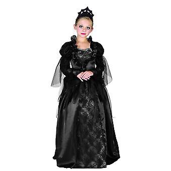 Halloween meisje gravin vermomming
