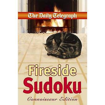 Daily Telegraph Fireside Sudoku-kenner editie door Telegraph Group Limited