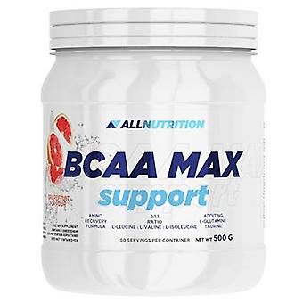 Allnutrition BCAA Max support cola 500 g