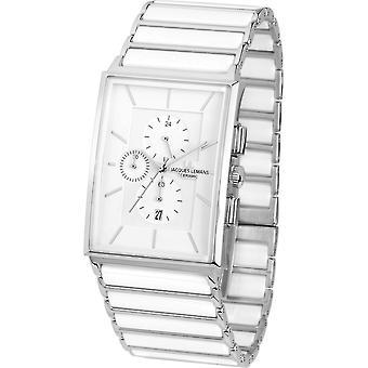 Jacques Lemans - Wristwatch - Men ' York - High Tech Ceramic - 1-1817B